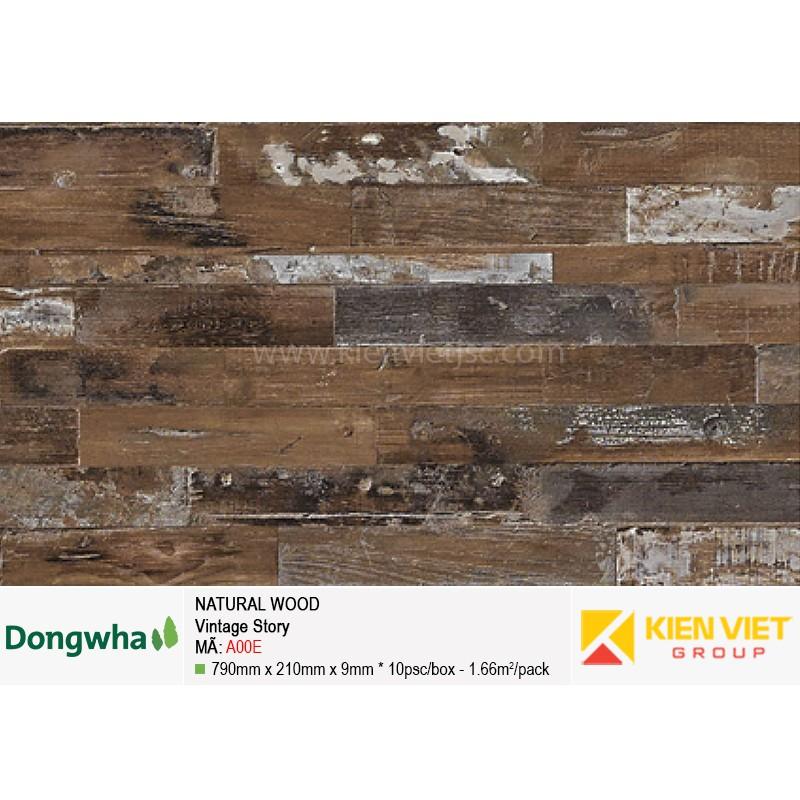 Tấm ốp tường HDF DONGWHA Natural Wood A00E