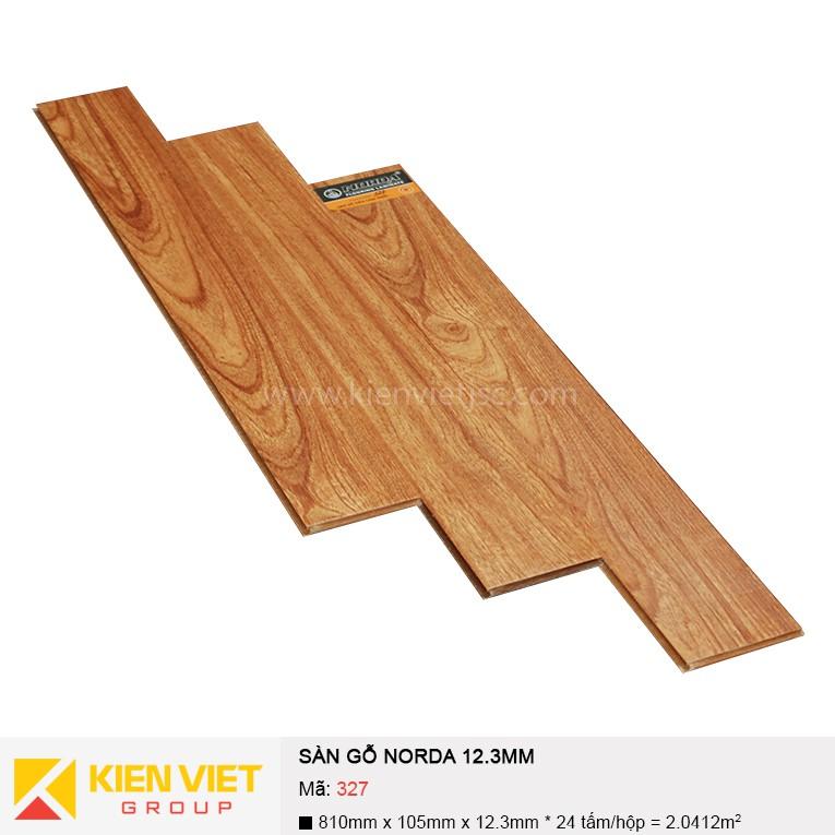 Sàn gỗ công nghiệp NORDA 327 | 12.3mm