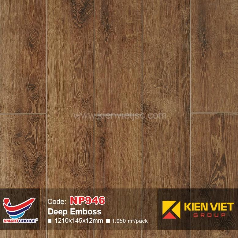 Sàn gỗ Smart Choice NP946   12mm