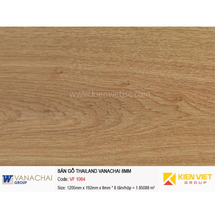 Sàn gỗ công nghiệp Vanachai VFT 1064   8mm