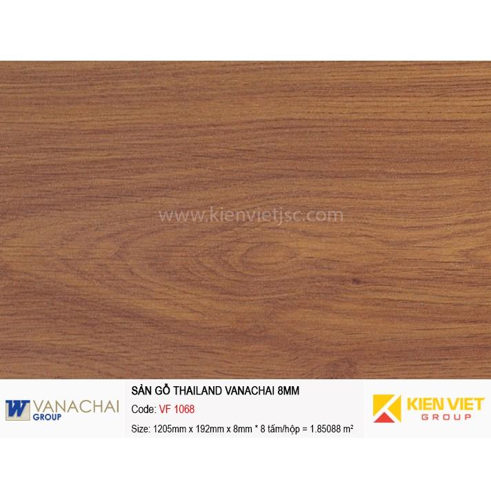 Sàn gỗ công nghiệp Vanachai VFT 1068   8mm