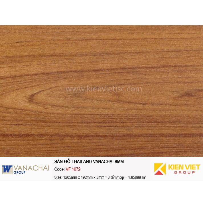Sàn gỗ công nghiệp Vanachai VFT 1072   8mm