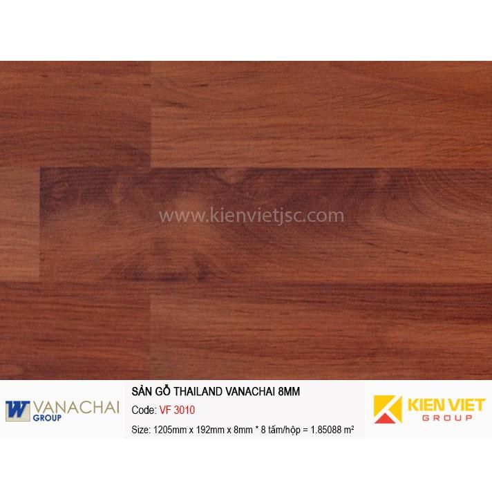 Sàn gỗ công nghiệp Vanachai VF 3010   8mm