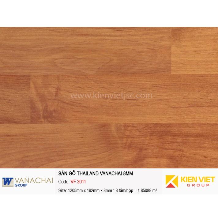 Sàn gỗ công nghiệp Vanachai VF 3011   8mm