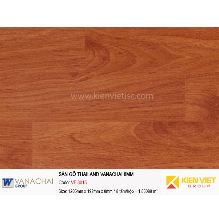 Sàn gỗ công nghiệp Vanachai VF 3015   8mm