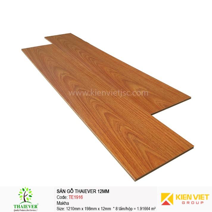 Sàn gỗ công nghiệp Thaiever TE1916 Makha | 12mm