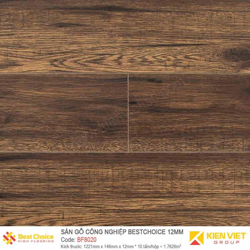 Sàn gỗ Bestchoice BF8020 | 12mm