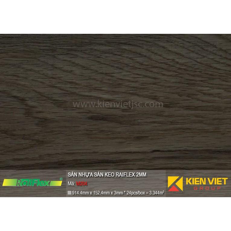Sàn nhựa dán keo Raiflex M204 | 2mm