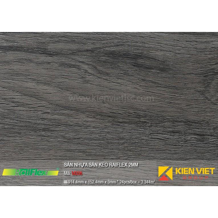 Sàn nhựa dán keo Raiflex M206 | 2mm