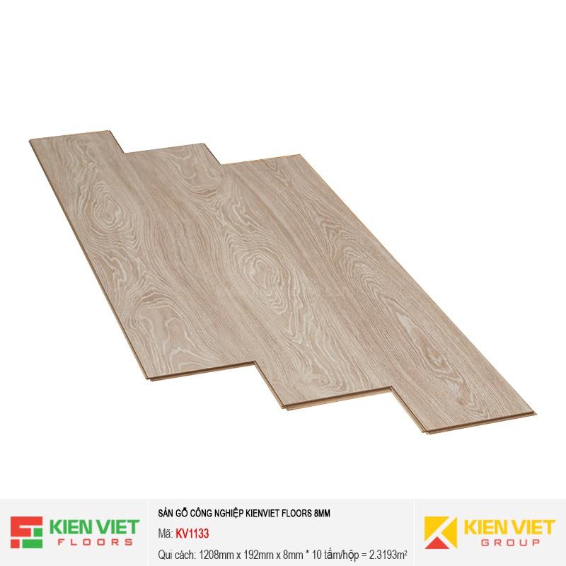 Sàn gỗ Kienviet Floor KV1133 | 8mm