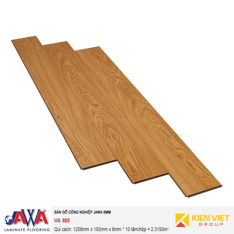 Sàn gỗ công nghiệp JAWA 805 | 8mm