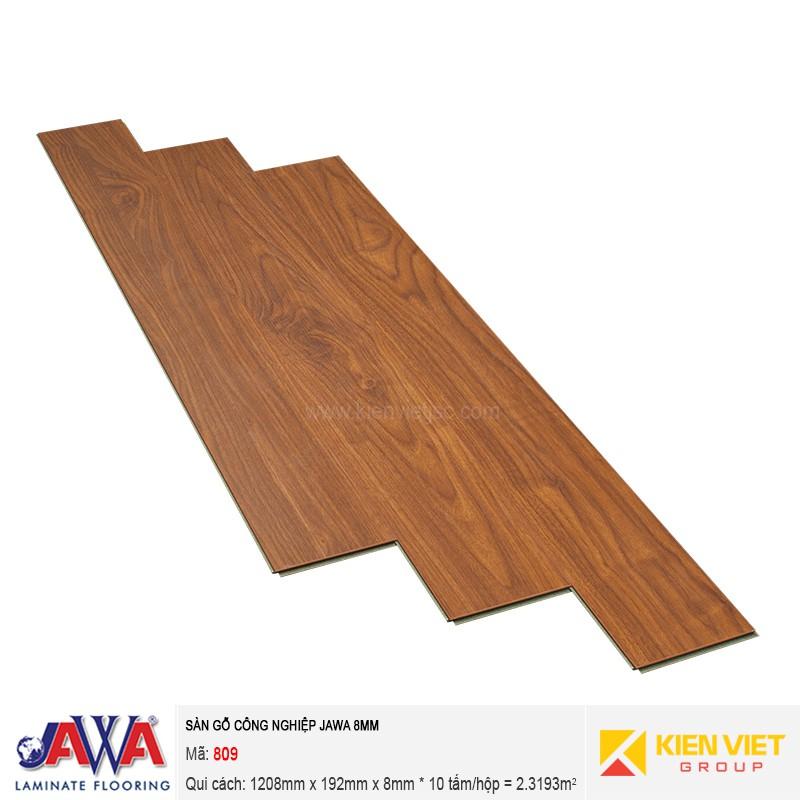 Sàn gỗ công nghiệp JAWA 809 | 8mm