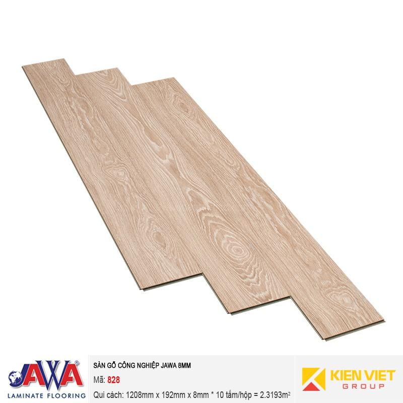 Sàn gỗ công nghiệp JAWA 828 | 8mm