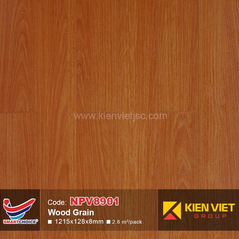 Sàn gỗ Smart Choice NPV8901 | 8mm