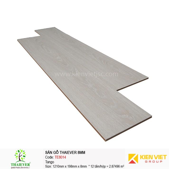Sàn gỗ công nghiệp Thaiever TE8014 Tango | 8mm