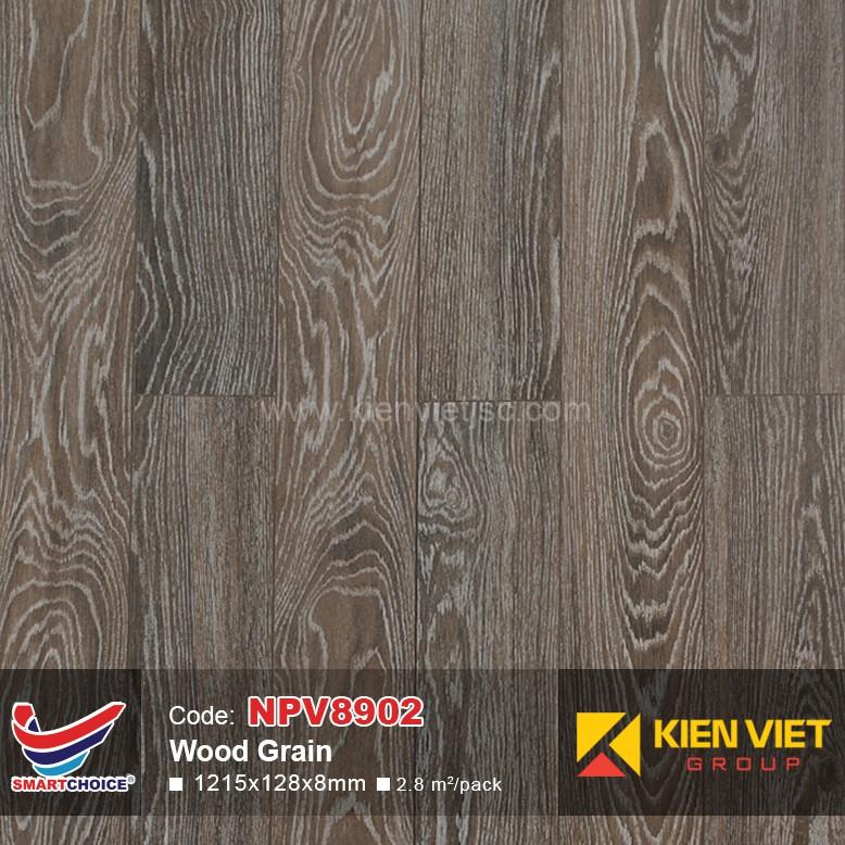 Sàn gỗ Smart Choice NPV8902 | 8mm