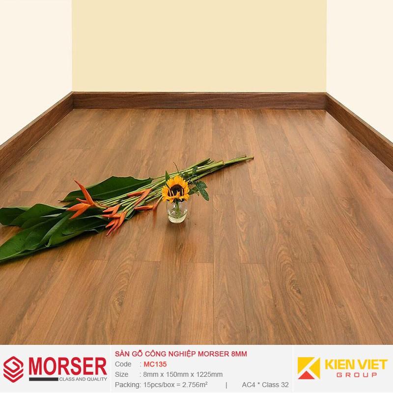 Sàn gỗ công nghiệp Morser MC135 | 8mm
