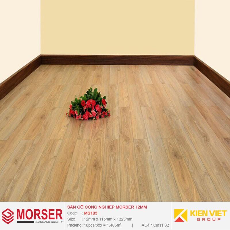 Sàn gỗ công nghiệp Morser MS103 | 12mm