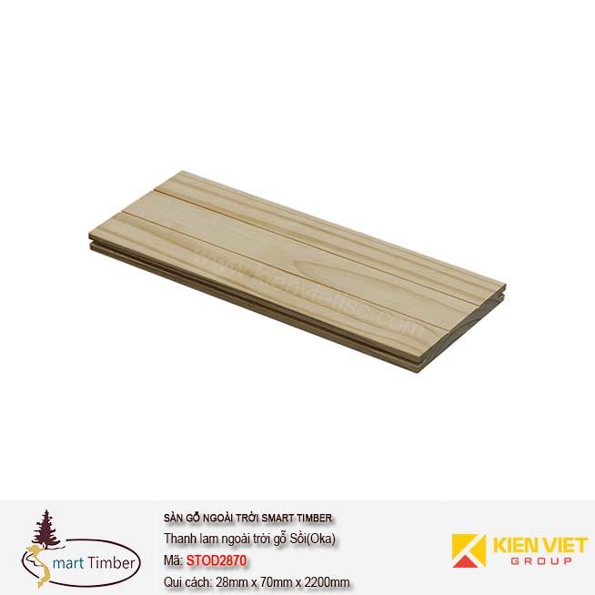 Thanh lam Smart Timber Sồi (Oak) STOD2870