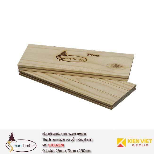 Thanh lam Smart Timber Thông (Pine) STOD2870