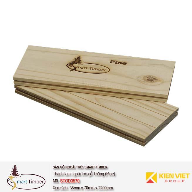 Thanh lam Smart Timber Thông (Pine) STOD3570