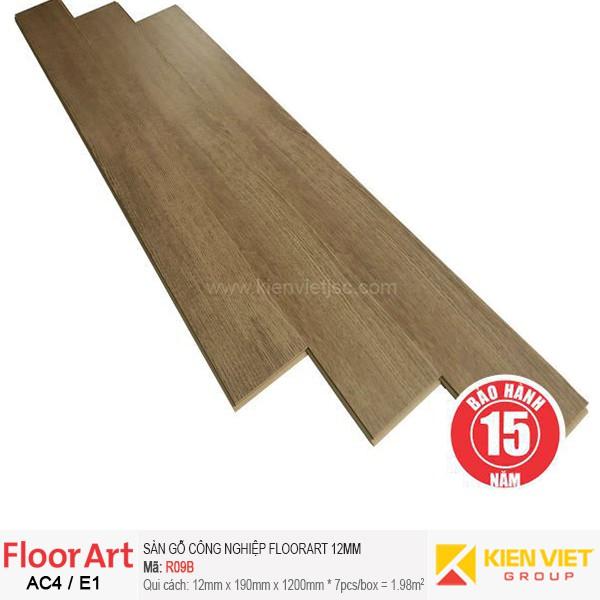Sàn gỗ công nghiệp FloorArt R08X | 12mm