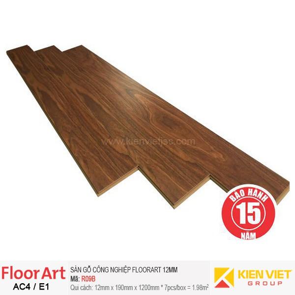 Sàn gỗ công nghiệp FloorArt R09B | 12mm