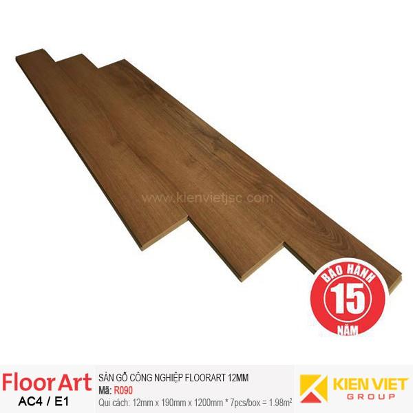 Sàn gỗ công nghiệp FloorArt R090 | 12mm