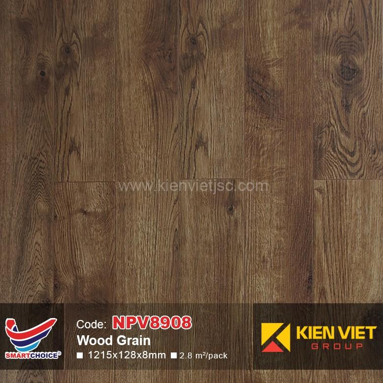 Sàn gỗ Smart Choice NPV8908 | 8mm