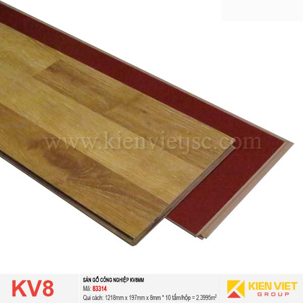 Sàn gỗ giá rẻ KV8 83314