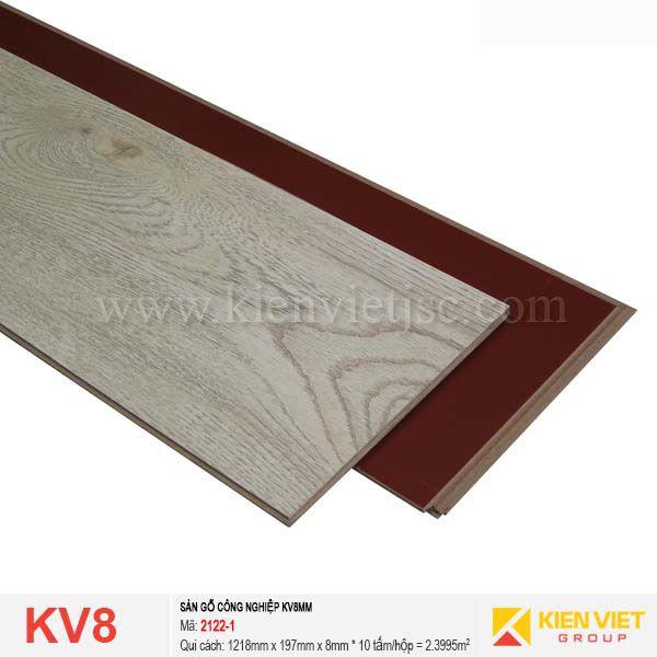 Sàn gỗ giá rẻ KV8 2122-1