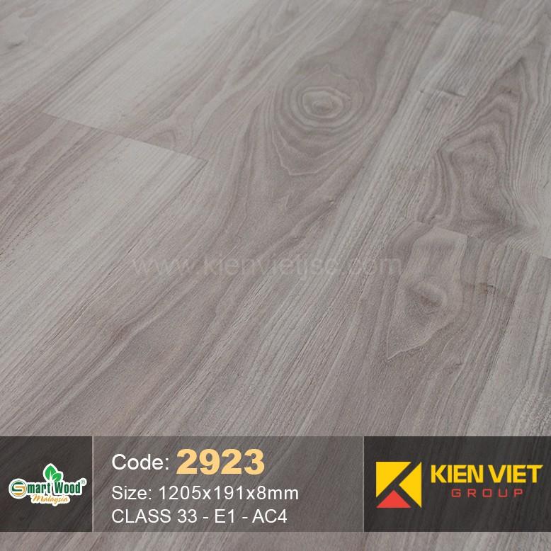 Sàn gỗ Smartwood AC4 2923   8mm