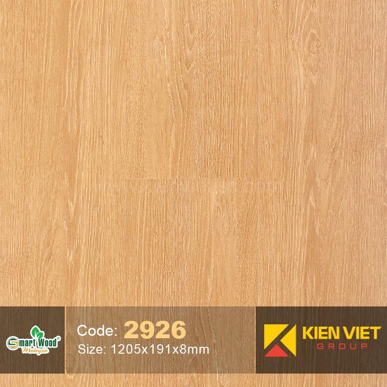 Sàn gỗ Smartwood AC4 2926   8mm