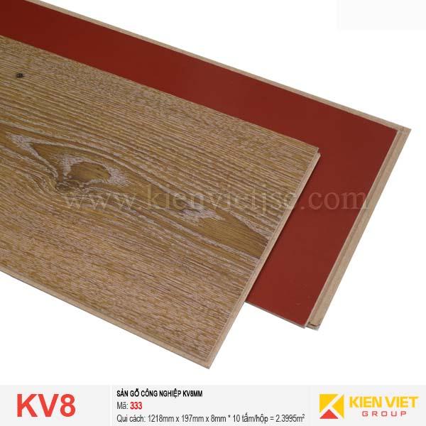 Sàn gỗ giá re KV8 - 2333