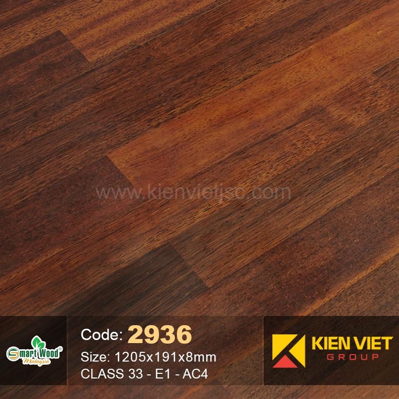 Sàn gỗ Smartwood AC4 2936   8mm
