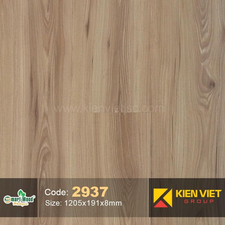 Sàn gỗ Smartwood AC4 2937   8mm