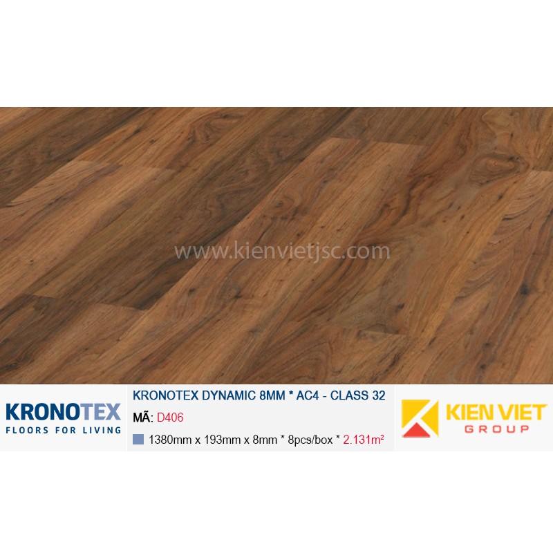 Sàn gỗ Kronotex Dynamic D406 Heritage Pekan | 8mm