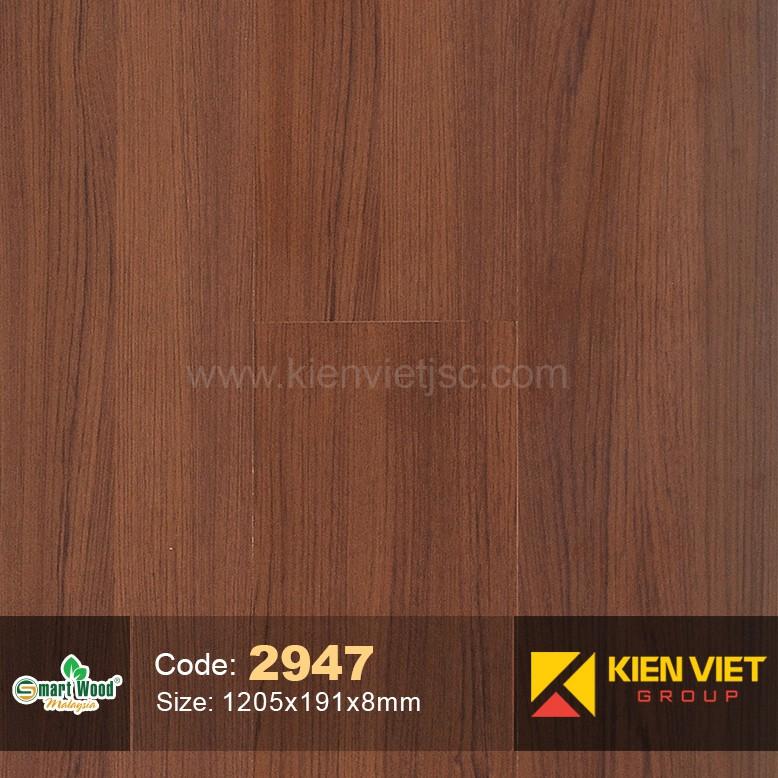 Sàn gỗ Smartwood AC4 2947   8mm