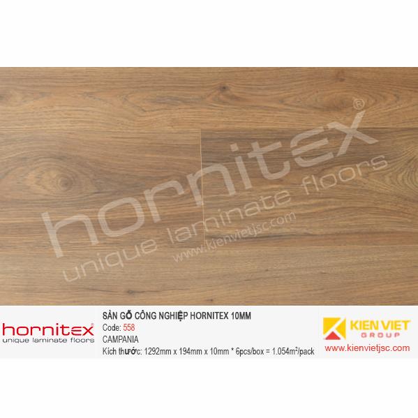 Sàn gỗ Hornitex 558 CAMPANIA   10mm