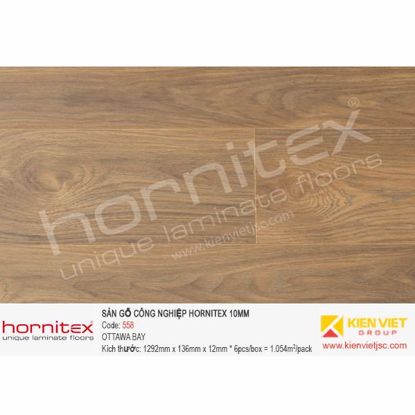 Sàn gỗ Hornitex 558 OTTAWA BAY   12mm