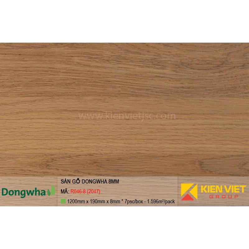 Sàn gỗ Dongwha R046-8 (2047) | 8mm