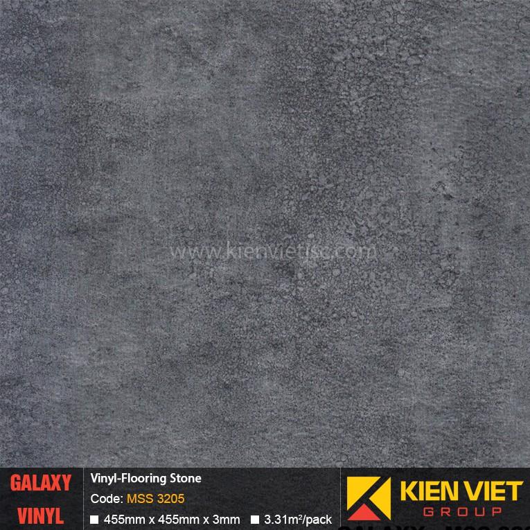 Sàn nhựa dán keo Galaxy vân đá MSS 3205 | 3mm
