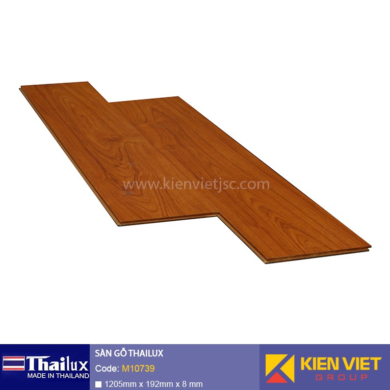 Sàn gỗ Thailux M10739   8mm