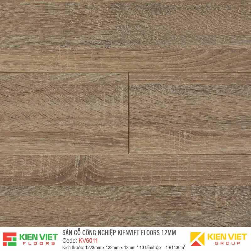 Sàn gỗ Kienviet Floor KV6011 - 12mm