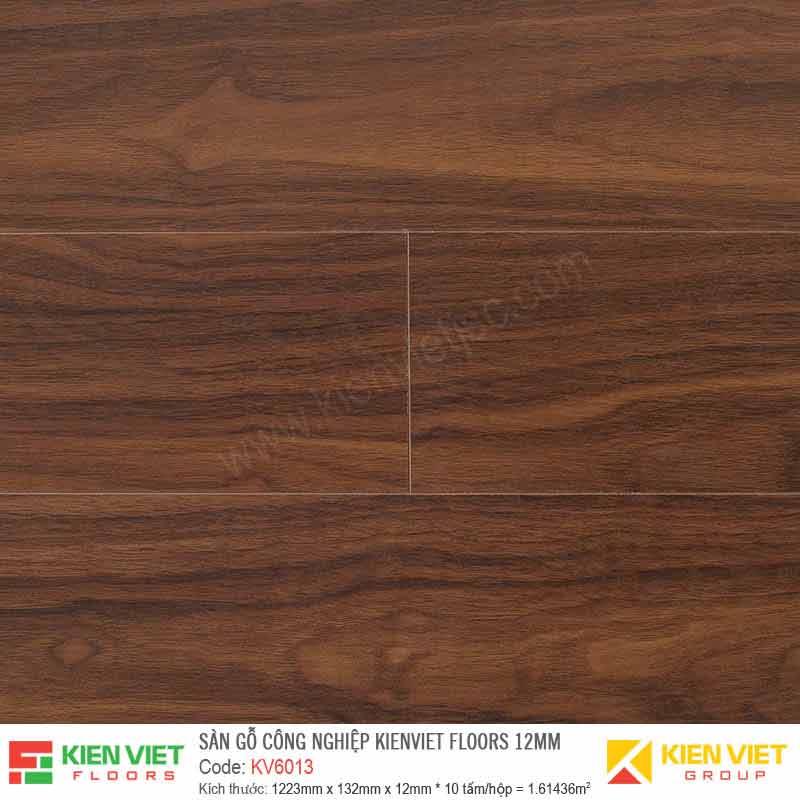 Sàn gỗ Kienviet Floor KV6013 | 12mm