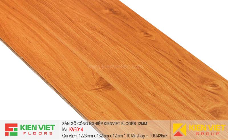 Sàn gỗ Kienviet Floor KV6014 | 12mm