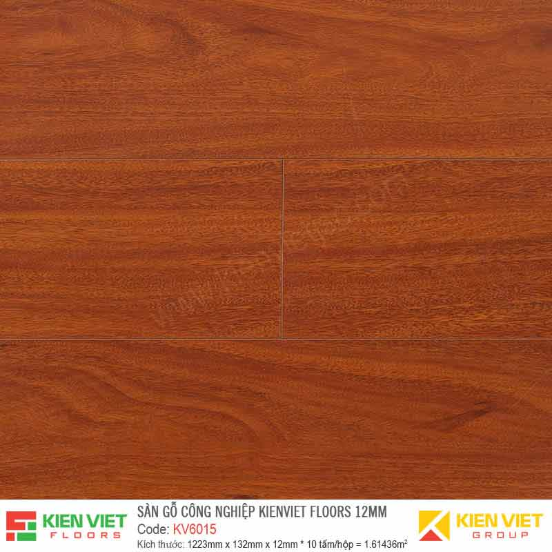 Sàn gỗ Kienviet Floor KV6015 | 12mm
