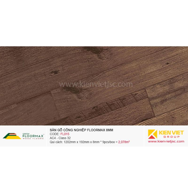 Sàn gỗ Floormax FL015 | 8mm