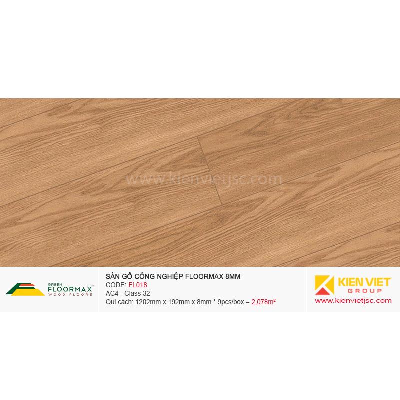 Sàn gỗ Floormax FL018 | 8mm