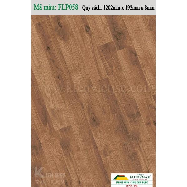 Sàn gỗ Floormax 8mm FLP508